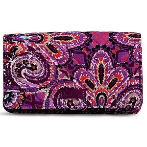 New Vera Bradley Dream Tapestry Cross Body Bag